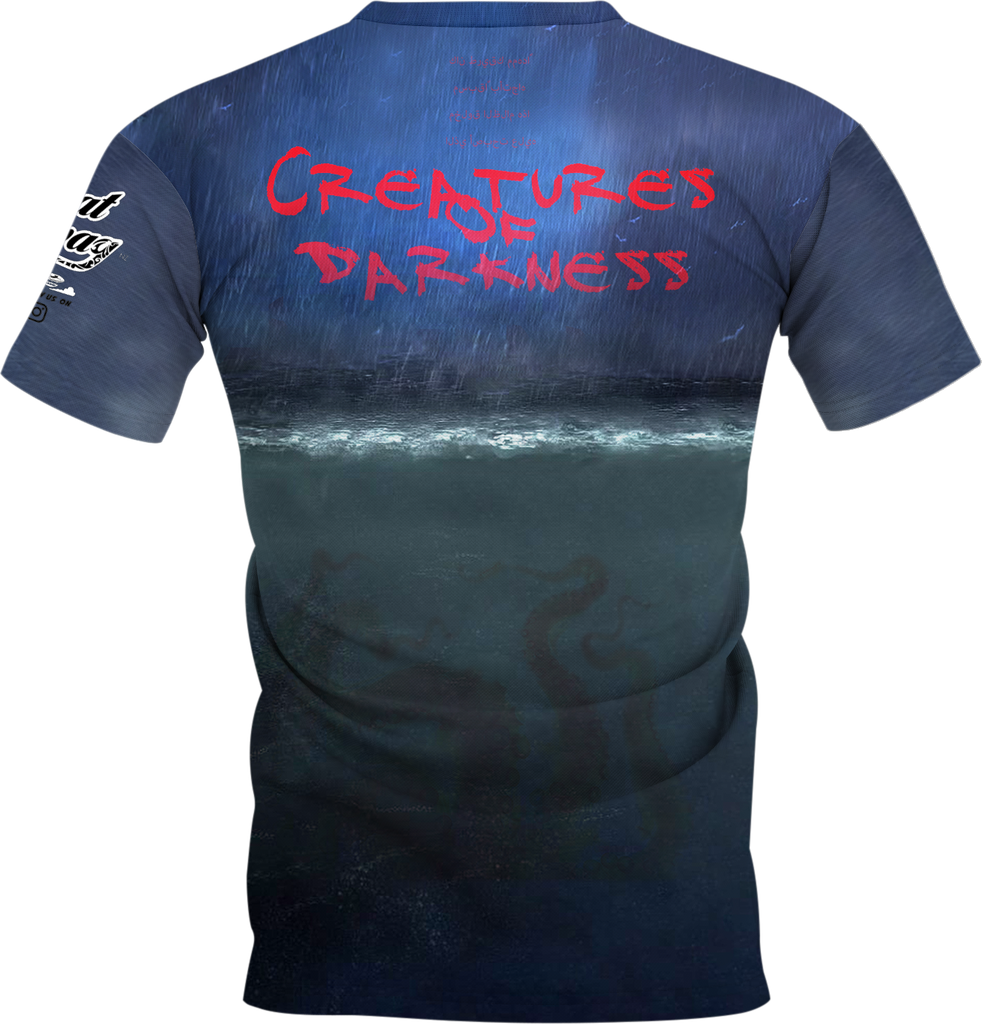 Creature of Darkness Jersey