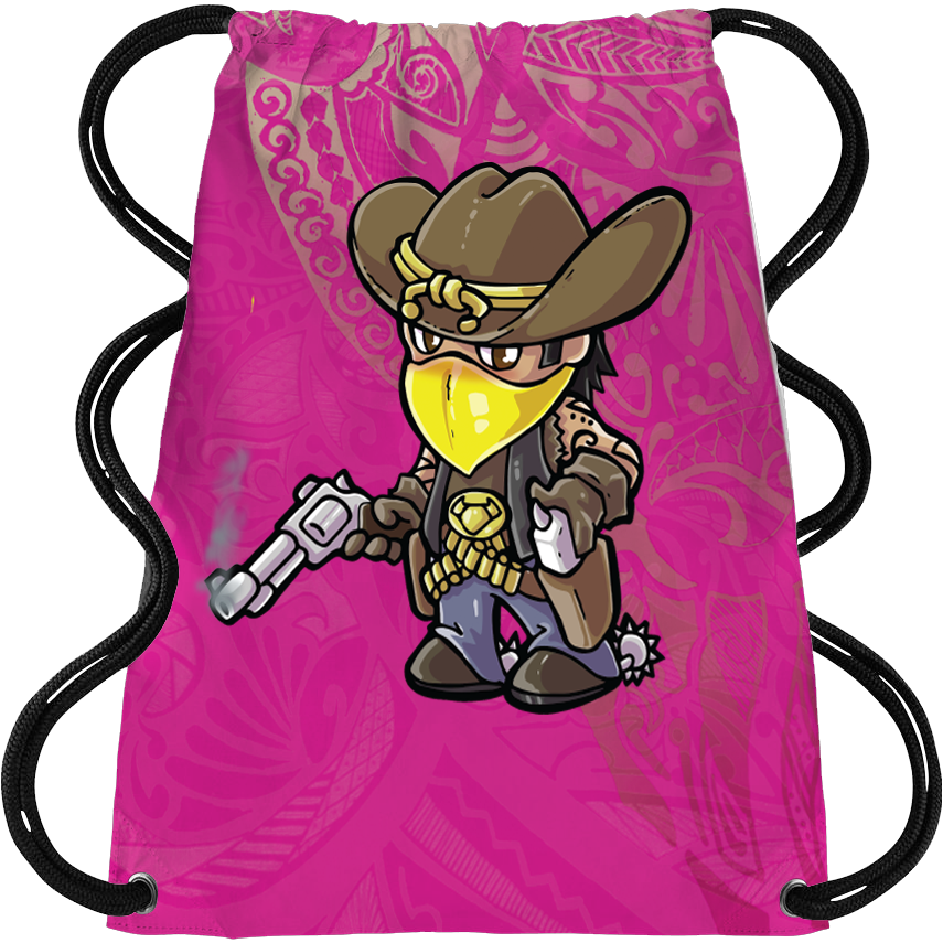 Taki the Cowboy Cleat Bag
