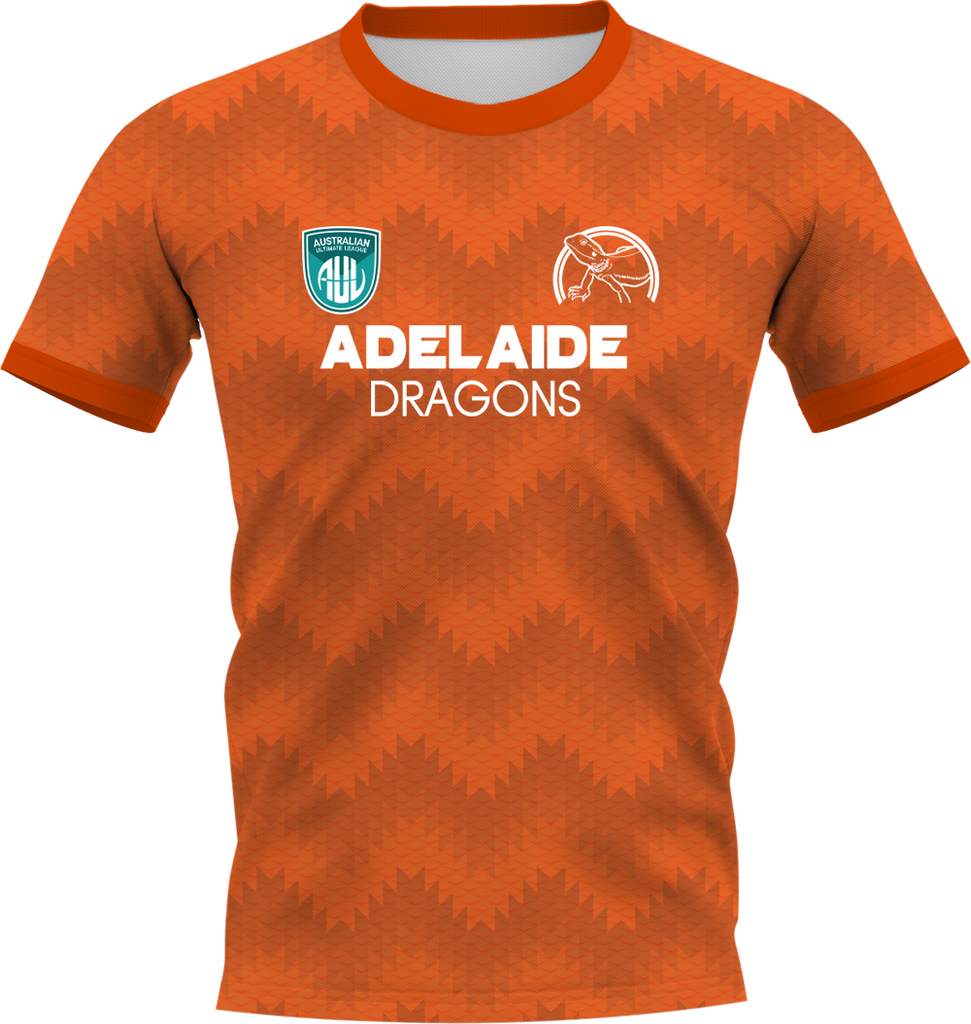 Adelaide Dragons Home Jersey