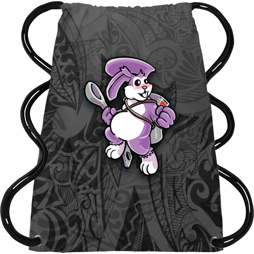Flick the Rabbit Cleat Bag