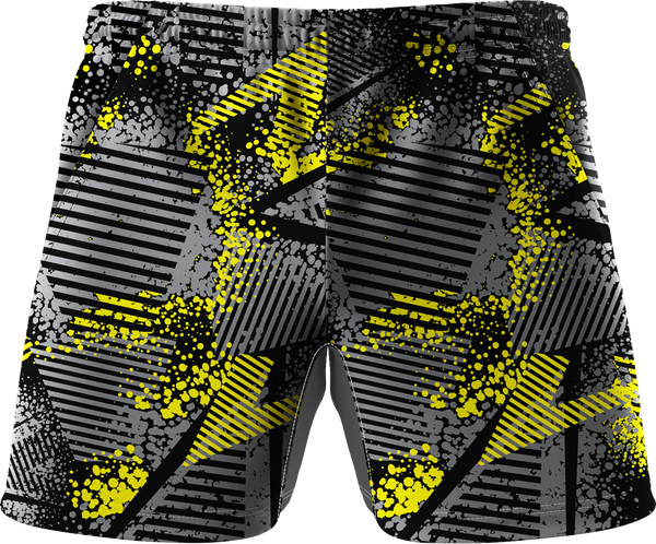 Urban Dark Printed Training Shorts