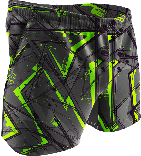 Urban Printed Training Shorts