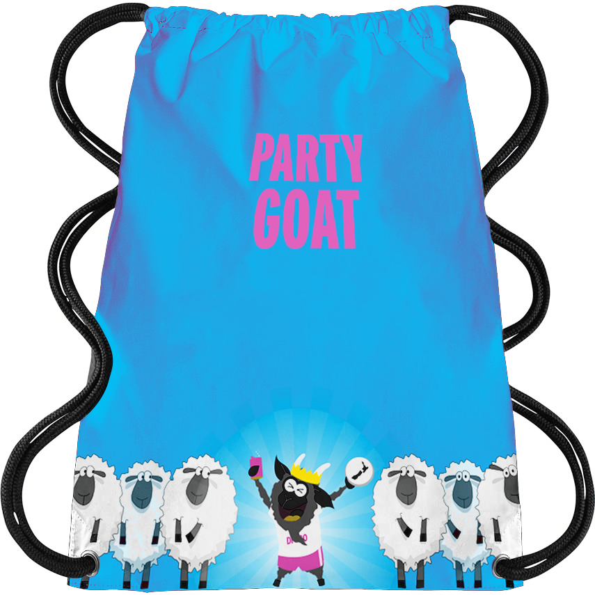Party Goat Cleat Bag