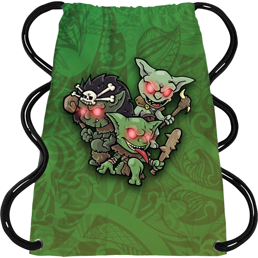 The 3 Goblins Cleat Bag