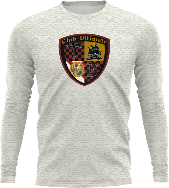 Club Ultimate Tampa Bay Longsleeve- fabric options