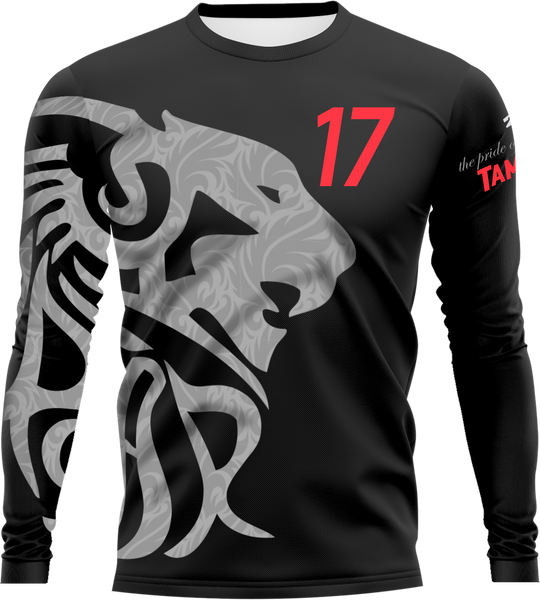Uproar Dark Longsleeve- fabric options
