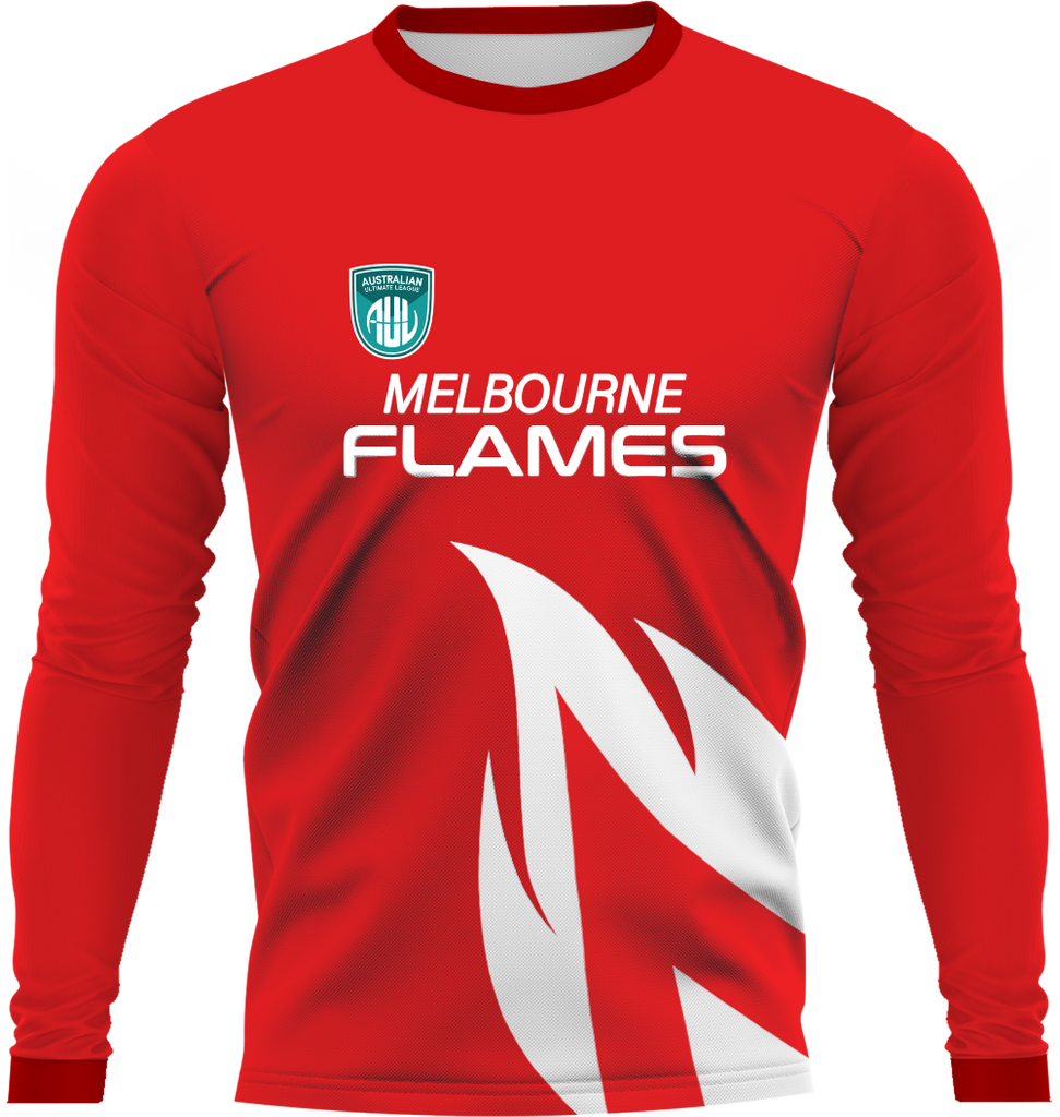 Melbourne Flames Home Jersey