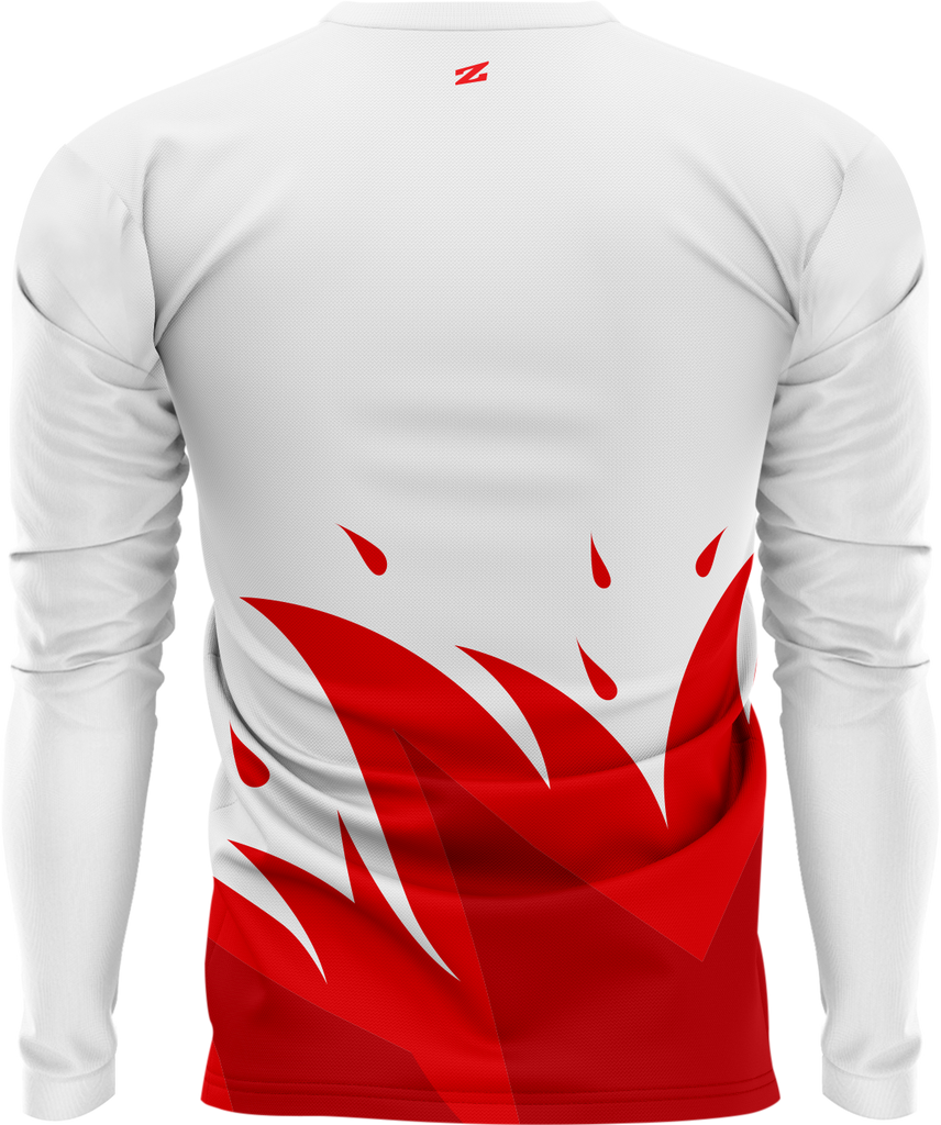 Melbourne Flames Away Jersey
