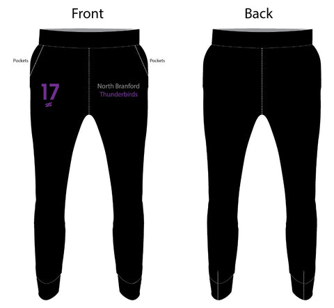 North Branford Warm Up Pants [ Screen Printing]