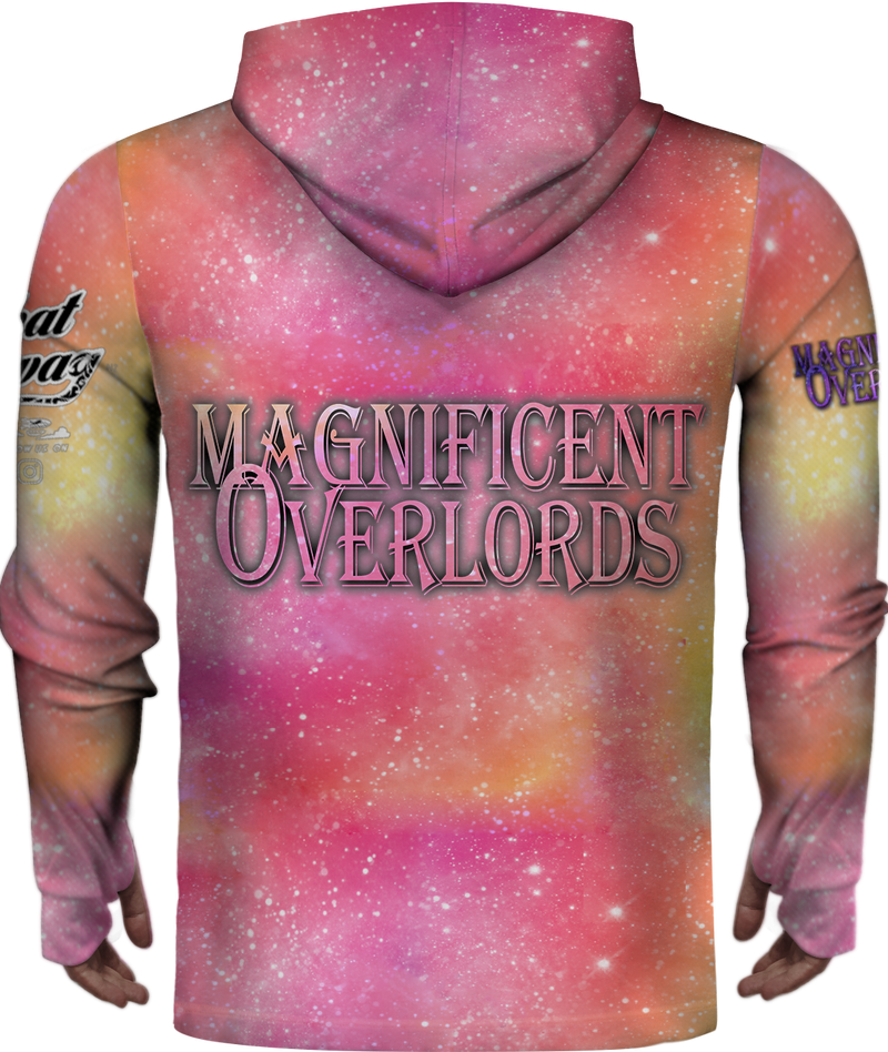 Magnificent Overlords Sun Hoodie