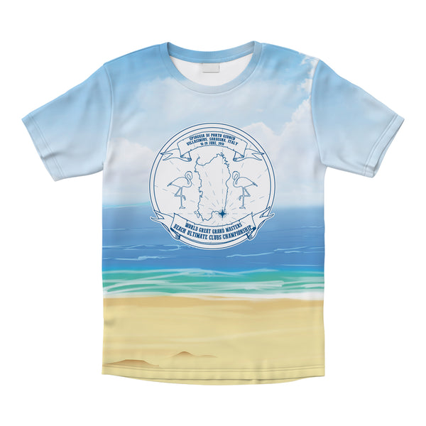 WGGM 2018 Beach and Sand Jersey for Kids