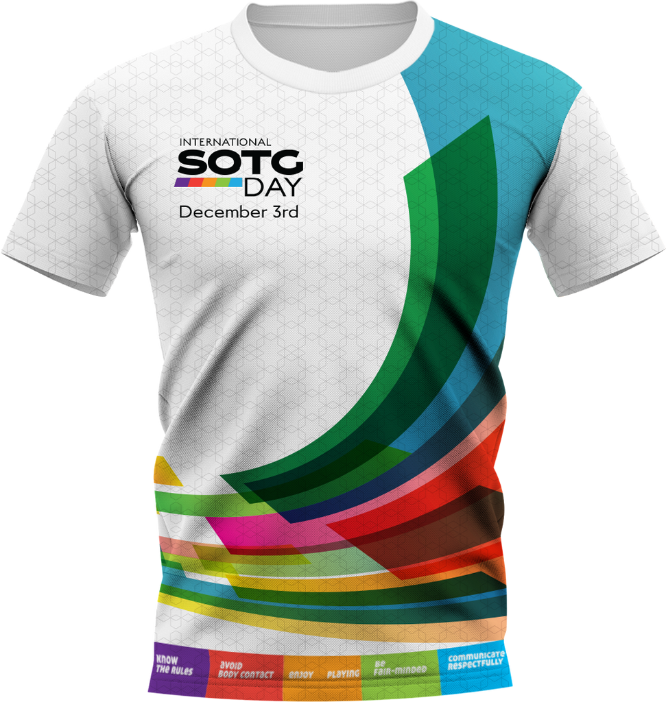 SOTG Jersey (Available In Kids' Size)
