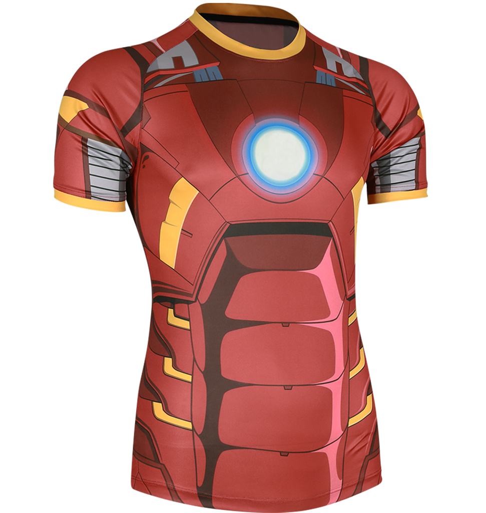 Iron Suit Jersey (Available In Kids' Size)