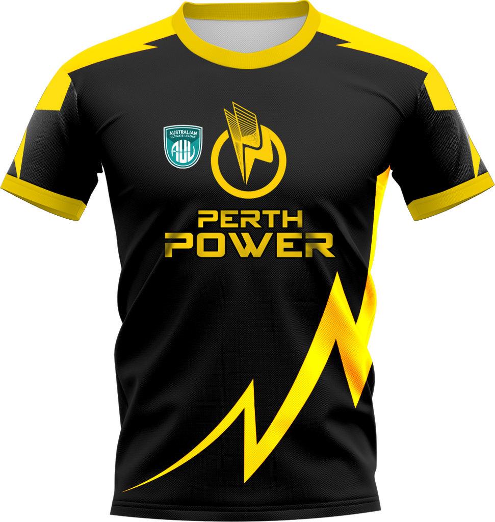 Perth Power Away Jersey