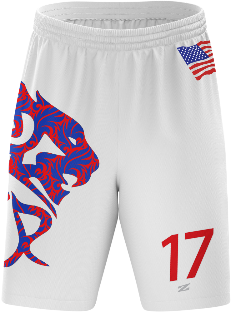 Uproar USA Shorts - fabric options