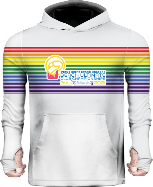 WGGM2020 Rainbow Sun Hoodies (Youth size available)