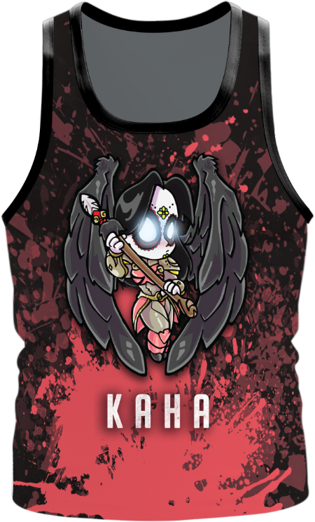 Dark Angel Singlet