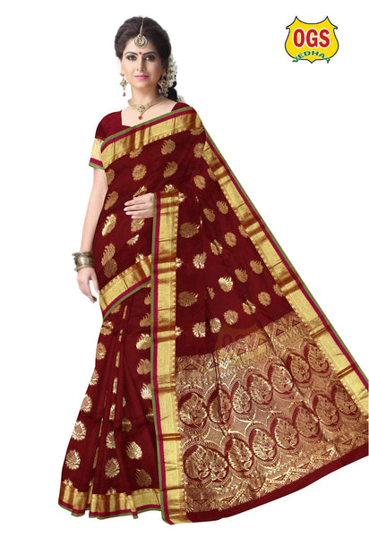 COTTON SAREE - C02