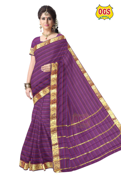 COTTON SAREE - C07