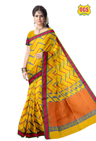 COTTON SAREE - C0100