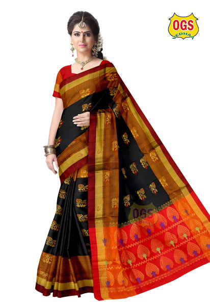 SOFT SILK SAREE - SS004