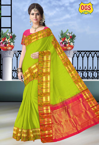 WEDDING SILK SAREE - V31I
