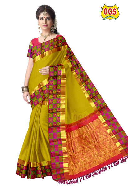 WEDDING SILK SAREE - V31J