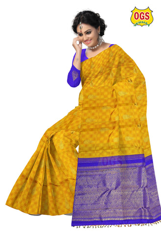 WEDDING SILK SAREE - V31K