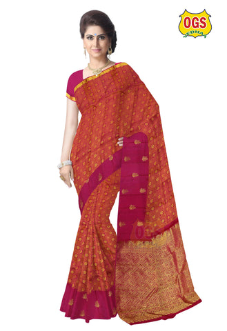 WEDDING SILK SAREE - V31L