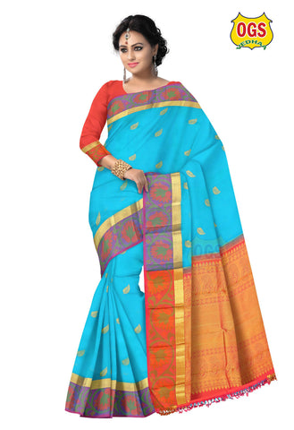 WEDDING SILK SAREE V - 31-M