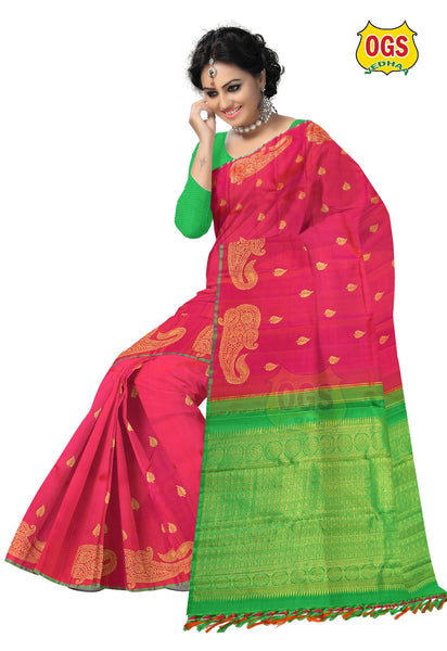 WEDDING SILK SAREE - V31N