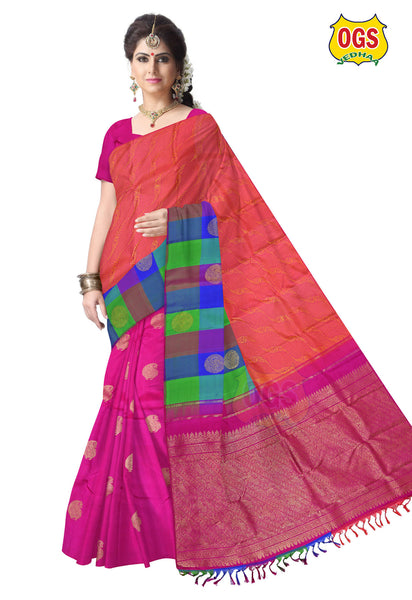 WEDDING SILK SAREE - V31O