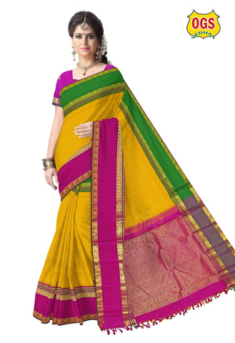 WEDDING SILK SAREE - V31R