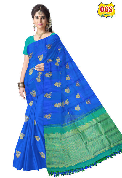 WEDDING SILK SAREE - V31V