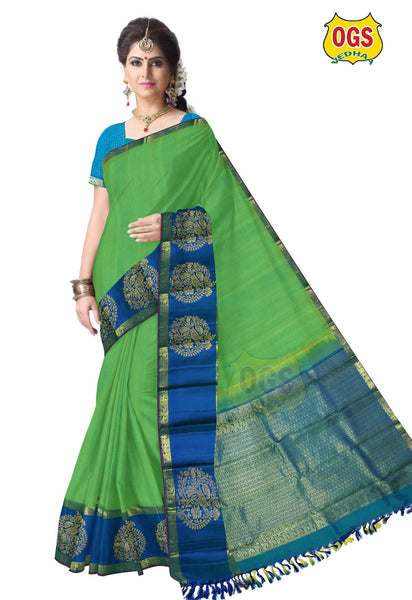 WEDDING SILK SAREE - V32E