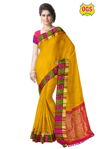 WEDDING SILK SAREE - V32F