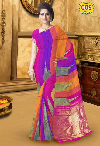 WEDDING SILK SAREE - V32J