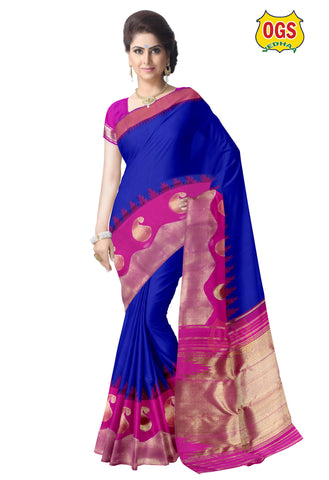 BRIDAL SILK SAREE - V32