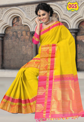 WEDDING SILK SAREE - V33