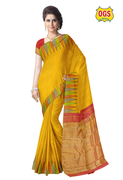 BRIDAL SILK SAREE - V31H