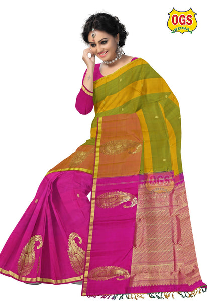 WEDDING SILK SAREE - V31P