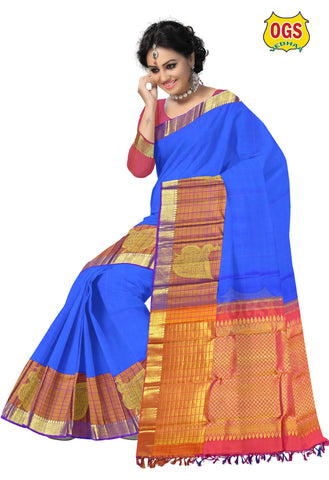 WEDDING SILK SAREE - V60P