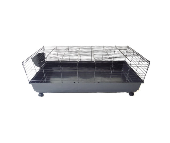 Jumbo 140cm Indoor cage with wheels