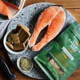 Balanced Life Companion Treats Salmon for Dogs 140g