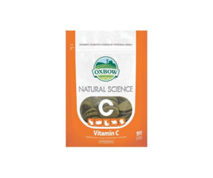 Oxbow Natural Science vitamin C Supplement 60 Tablets