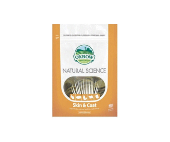 Oxbow Natural Science Skin & Coat Supplement 60 tablets