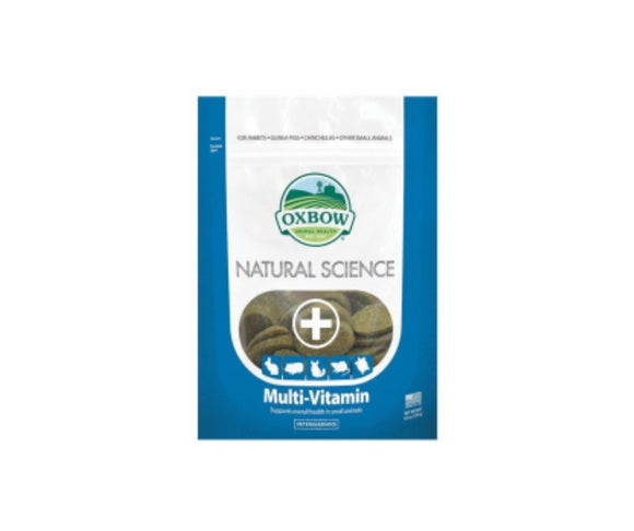 Oxbow Natural science multi vitamin 60 tablets