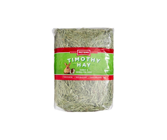 Peters Timothy Hay 1kg