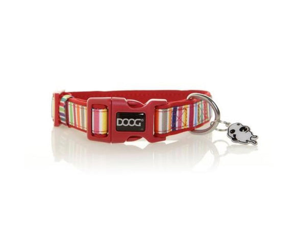 DOOG Neoprene Dog Collar - Scooby