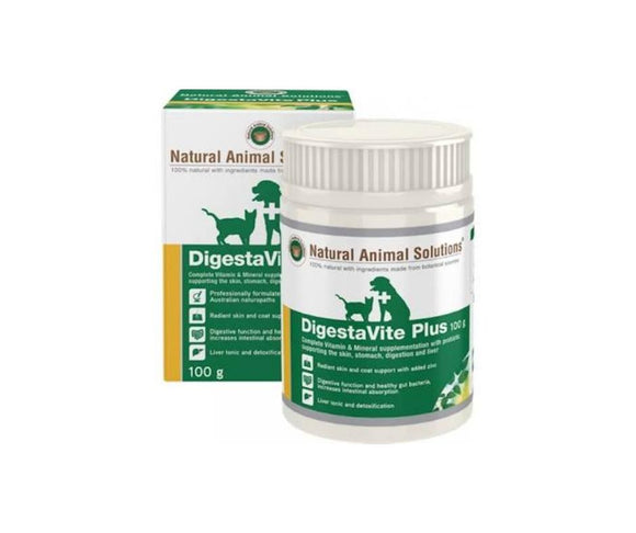 Natural Animal Solution DigestaVite Plus 100g